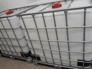 Wassercontainer 1000 ltr