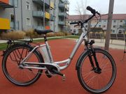 2x Kalkhoff Impulse 8C E-Bike