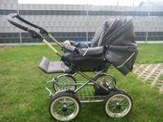 Kinderwagen Emmaljunga Lounge grey Modell