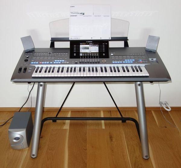 Yamaha Tyros 5 » Keyboards