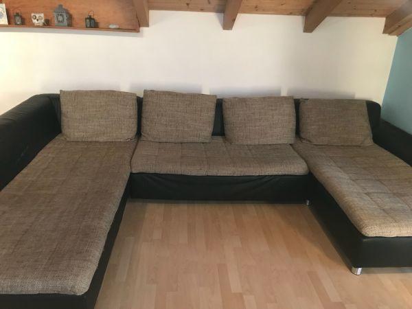 wohnlandschaft sofa gebraucht kaufen nur 4 st bis 70 g nstiger. Black Bedroom Furniture Sets. Home Design Ideas