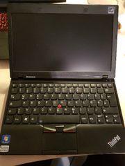 Laptop lenovo x100e