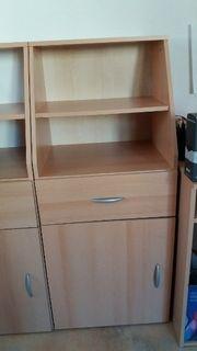 2 mal Büro Schrank
