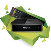 MAG 410 UHD Set Top