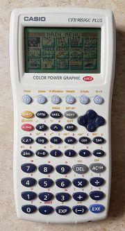 Grafiktaschenrechner/Wissenschaftlicher Rechner