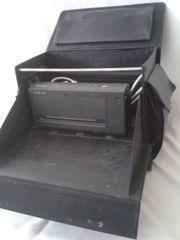 Drucker mit Koffer