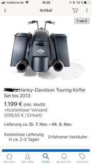HD Touringkoffer Custom
