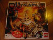Lego Ramses, Heroica,