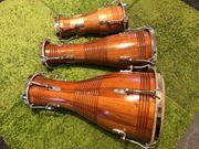 Bata Bata Trommeln-Set mit Taschen