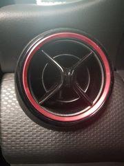 Mercedes - 5 Lüftungsringe +