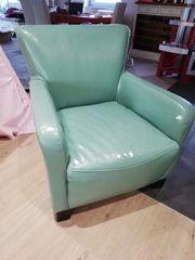 Verschenke Sessel