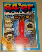64er Magazin für C64 September