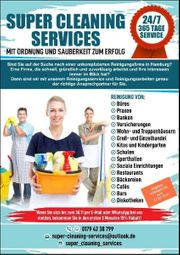 Super Cleaning Services