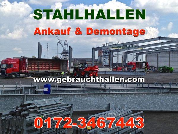 Ankauf + Abbau + Wiederaufbau » Büros, Gewerbeflächen