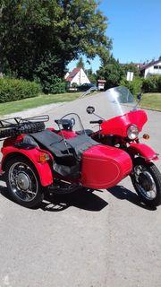 Motorrad Ural, deutsche