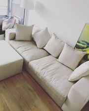 Super schickes Designer-Sofa zu verschenken