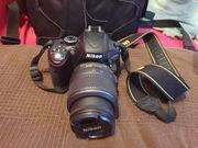 Spiegelreflexkamera von Nikon D5100