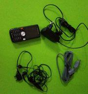 Sony Ericsson Quadband-Walkman-Handy W810i