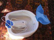 Elektrisches Fußbad versch Funktionen