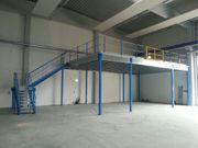 Neue Lagerbühne 5000 5000 mm