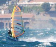 Windsurf-Ausrüstung - komplett,