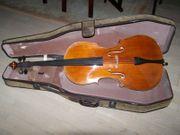 Gut erhaltenes 4 4 Cello