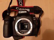 Canon EOS 80D Top Zustand