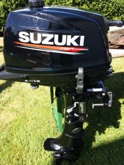 Bootsmotor Suzuki 6PS