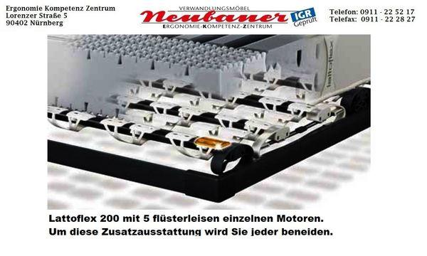 Das Lattoflex-Bettsystem » Matratzen, Rost, Bettzeug