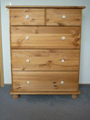 Sideboard aus Massivholz