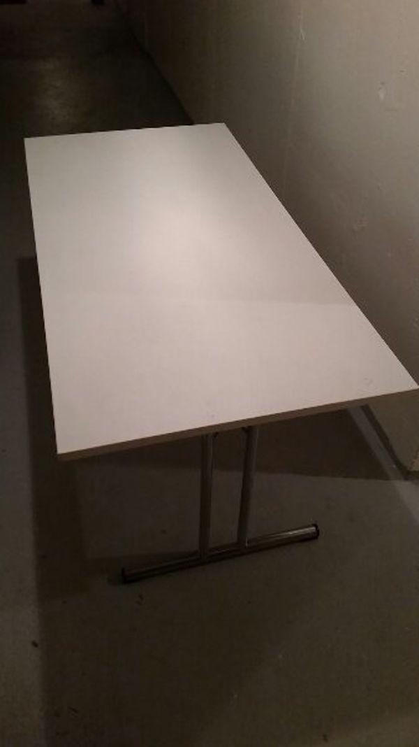 Schreibtisch klappbar stabil in Sandhausen - Büromöbel kaufen und ...