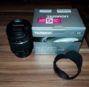 Objektiv Tamron für Canon neu