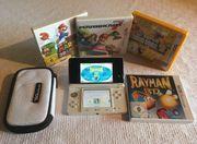 Nintendo 3DS + 4