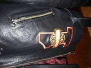Harley Davidson Lederjacke