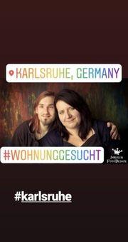 Paar sucht Wohnung Raum Neureut