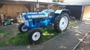 Ford 4000 Schlepper Traktor
