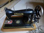 Köhler Nähmaschine Bj