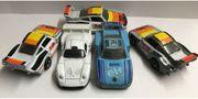 5x Matchbox Porsche 935 1983