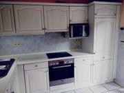 Küche Weiss im Landhaus-Stil