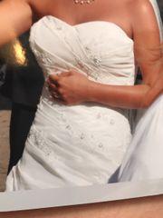 Wunderschönes Brautkleid von