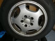 4 Alufelgen Mercedes,