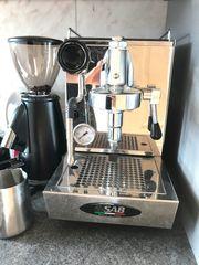 SAB Alice Kaffee Machine mit
