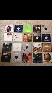 Schallplatten Sammlung ca