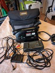 Panasonic NV - A1E Vhs-C-Videokamera