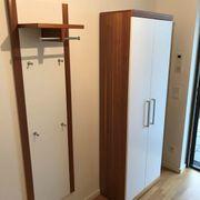 Hochwertige Garderobe von Voss Primera