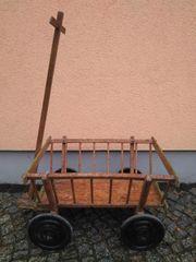 Bollerwagen Leiterwagen Handwagen Himmelfahrt Männertag