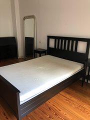 ikea hemnes bett haushalt m bel gebraucht und neu. Black Bedroom Furniture Sets. Home Design Ideas