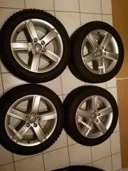 4 Audi Winterräder