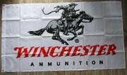 Flagge Banner Winchester Ammunition