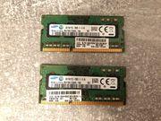 Samsung 2x 4GB RAM Speicher